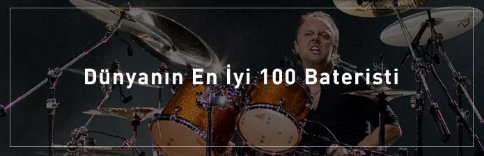 Dünyanın-En-İyi-100-Bateristi